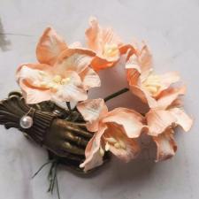 Lily Flowers 35mm - 5pcs