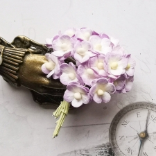 Miniature Sweetheart Blossoms 10mm - 20pcs