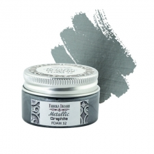 Metallic paint Graphite 30 ml