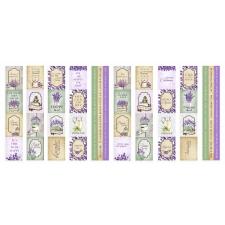 """Набор полос с картинками для декорирования """"Lavender Provence"""""""