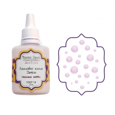 Liquid enamel dots Fabrika decoru, color Gentle Shabby