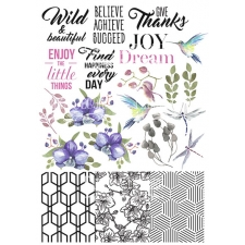 "Overlay ""Wild Orchid"""