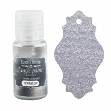 "Dry paint ""Magic paint with effect"" color ""Dove-colored"", 15ml"