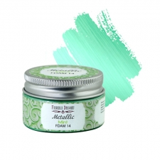 Metallic paint Mint 30 ml
