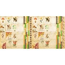 """Набор полос с картинками для декорирования """"Botany Autumn"""""""