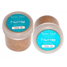 Glitter color  Copper