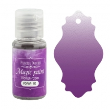 "Kuiv värv Magic Paint ""Violettroosa"""