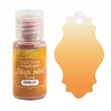 "Kuiv värv Magic Paint ""Oranž"""