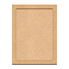 Art board Rectangle 25х35cm