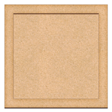 Art board Square 30х30cm