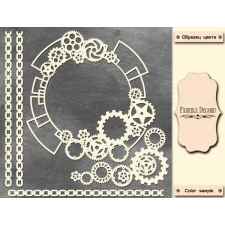 Mega-chipboard set FDCHM-045