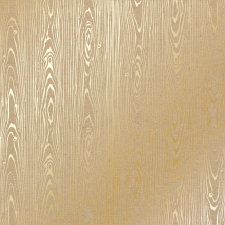 "Sheet of single-sided paper embossed by golden foil ""Golden Wood Texture Kraft"""