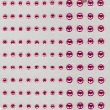 Isekleepuvad kristallkivid - roosad