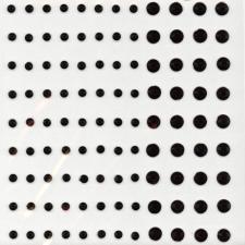 Adhesive Strass Stones - black