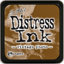 Штемпельная подушка Distress Vintage Photo