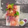 """Dry paint """"Magic paint"""" color """"Olive"""", 15ml"""