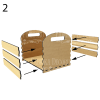 Desk organizer set #073