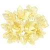 50 LIGHT YELLOW MULBERRY PAPER LILY FLOWERS.jpg